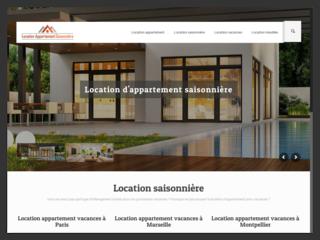 La location saisonnière d'appartements en France