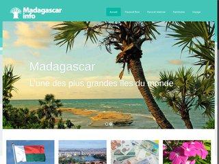 Voyager et découvrir le Madagascar