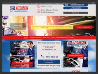 Centre de contrôle technique Autovision Palaiseau