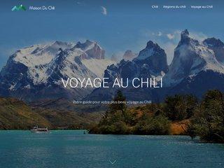 Guide de voyage au Chili