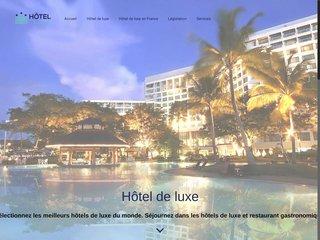 Le confort et le luxe dans les hôtels