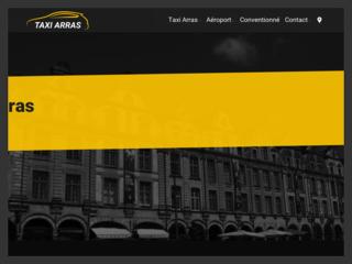 Taxi Arras - Flo le Taxi à votre Service