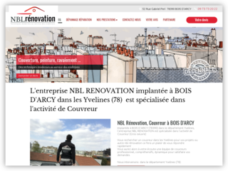 NBL RENOVATION couverture