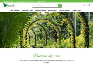 Plantes, le spécialiste de la vente en ligne de plantes et articles de jardin