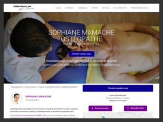 Trouvez le meilleur cabinet d'ostéopathie ici
