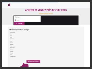 Maroc annonce : le site N°1 des Annonces Gratuites