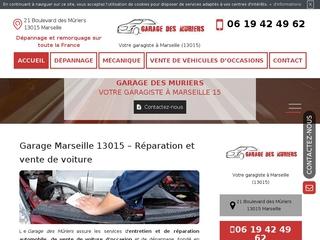 Trouver un garage auto à Marseille 13015