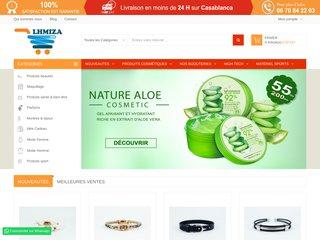 Boutique d'achat produits de beauté au Maroc