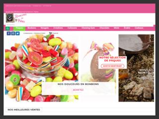 Leader de la vente de bonbons en ligne