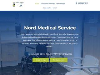 Entreprise d'aménagement pour le handicap à Cambrai