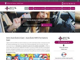 Stage de permis accéléré à Caen