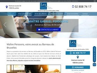 Trouver un avocat au barreau de Bruxelles