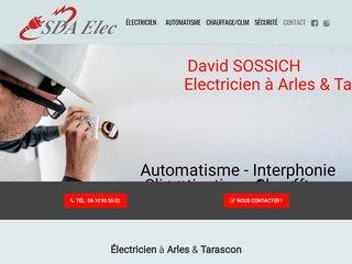 SDA Elec, votre électricien à Arles & Tarascon