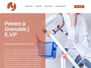 E.V.P, votre entreprise de peinture à Grenoble et Vizille