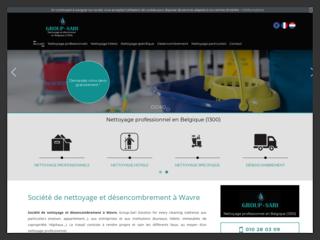 Nettoyage professionnel à Wavre