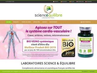 Laboratoires Science et Équilibre
