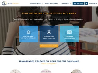 Groupe Réussite - Cours particuliers et stages intensifs