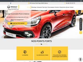 Services Garage Auto à Valence