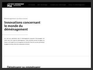 Déménagement et emménagement en Bourgogne