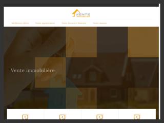 Informations sur les ventes immobilières