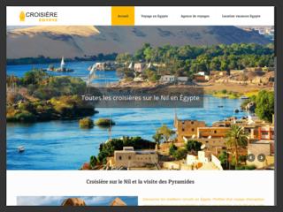 Une croisière de luxe en Égypte