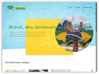 Votre guide de voyage au Brésil