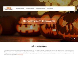 Votre décoration pour Halloween