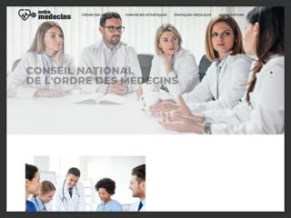 Quelques branches de la médecine