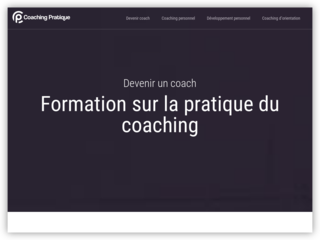 Formation en coaching