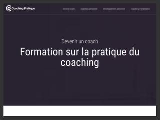 Formation en coaching