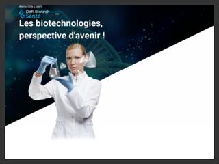 Tout savoir sur la biotechnologie