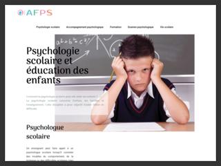 Pratique et développement de la psychologie scolaire