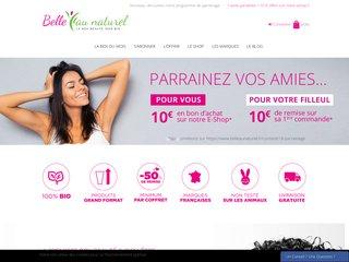 BelleauNaturel - Box beauté bio
