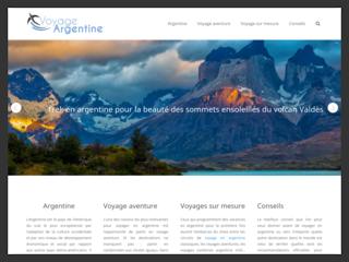 Tourisme et aventure en Argentine