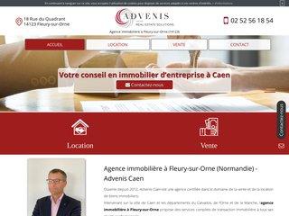 Agence immobilière à Caen