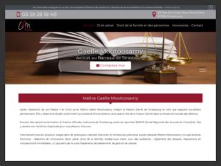 Trouver un avocat au barreau de Strasbourg