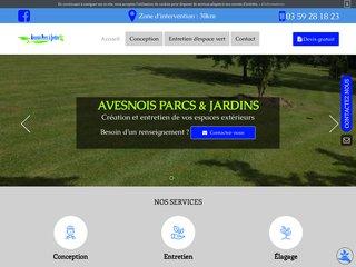 Création de votre jardin près d'Avesnes-sur-Helpe