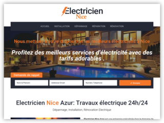 electricien Nice