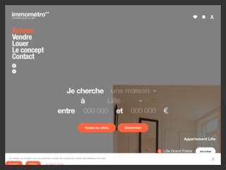 Immométro – vendre maison lambersart