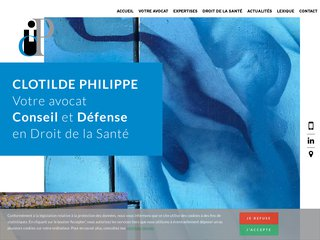 Cabinet Philippe Avocat Droit de la Santé
