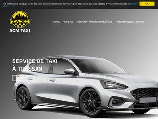 Service de Taxi pour vos trajets à Tressan
