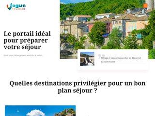 Vogue Tourisme : voyagez en Ardèche