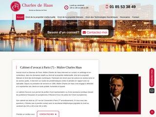 Votre avocat au barreau de Paris