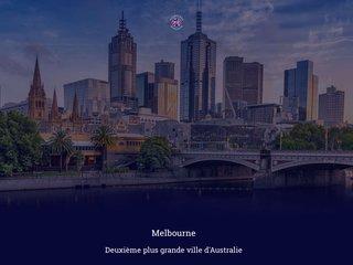 Voyage à Melbourne