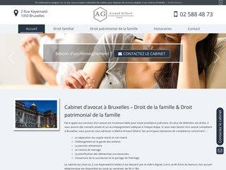 Trouver un cabinet d'avocat à Bruxelles