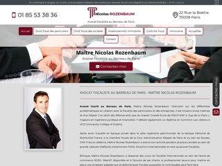 Votre avocat fiscaliste au barreau de Paris (8)