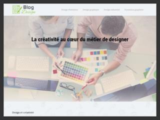 Site d'information sur le design créatif