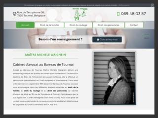 Trouver un  avocat au barreau de Tournai