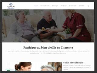 En savoir plus sur le service de sénior en Charente