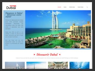 Informations sur les voyages au Dubaï